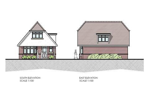 3 bedroom detached house for sale - North Avenue, Northbourne, Bournemouth