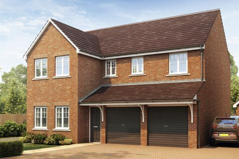 5 bedroom detached house for sale - Plot 649, The Fenchurch  at Weldon Park, Oundle Road NN17