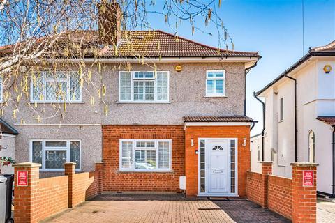 4 bedroom semi-detached house for sale - Grosvenor Avenue, Hayes, UB4 8NN