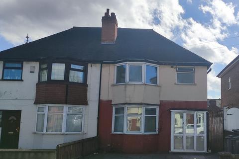 3 bedroom semi-detached house to rent - Mervyn Road, Handsworth, Birmingham, West Midlands B21 8DE