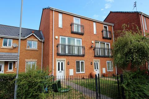 3 bedroom townhouse to rent - Hansby Drive, Liverpool, Merseyside, L24