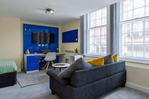 Studio to rent - Millstone Place, Millstone Lane, Leicester, LE1