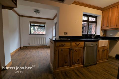 3 bedroom detached house for sale - Elgar Crescent Stoke-On-Trent ST1 6TG
