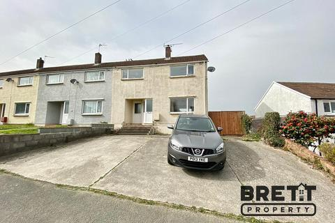 3 bedroom end of terrace house for sale - Scarrowscant Lane, Haverfordwest, Pembrokeshire. SA61 1ES