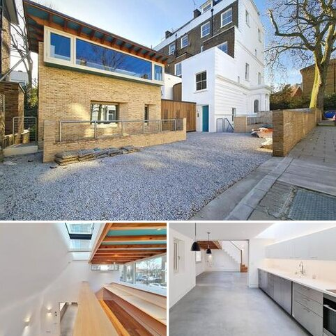 5 bedroom townhouse to rent - Aldridge Road Villas, Notting Hill W11