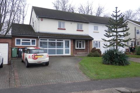 3 bedroom semi-detached house to rent - Spinney Crescent, Dunstable LU6