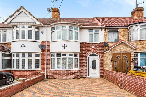3 bedroom terraced house for sale - Glamis Crescent, Hayes, Middlesex, UB3 1QB