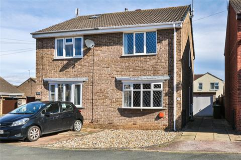 2 bedroom semi-detached house for sale - Poultney Garth, Hedon, Hull, HU12