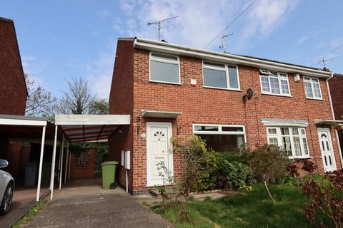 3 bedroom semi-detached house for sale - The Ropewalk, Newark