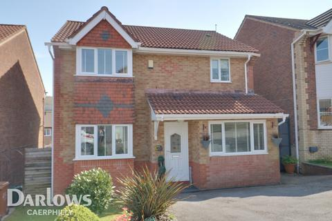 4 bedroom detached house for sale - Meadow Way, Caerphilly
