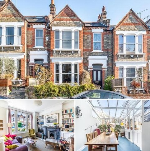 4 bedroom terraced house for sale - Claremont Road, Highgate