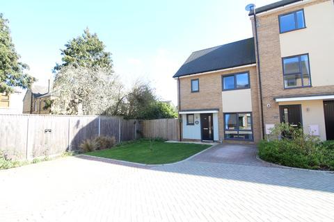 3 bedroom end of terrace house for sale - St John's Close, Peterborough, PE3