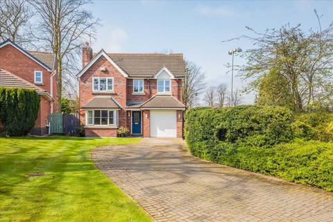 4 bedroom detached house for sale - Fern Lea Drive, Macclesfield