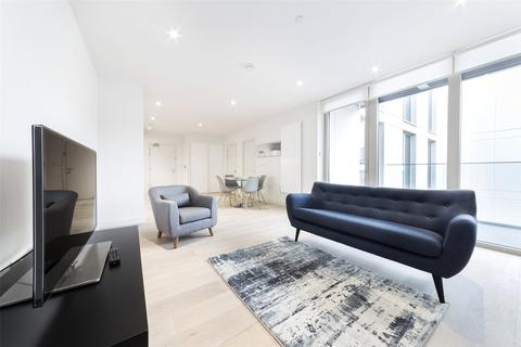 1 bedroom apartment for sale - Liner House, 2 Royal Wharf Walk, E16