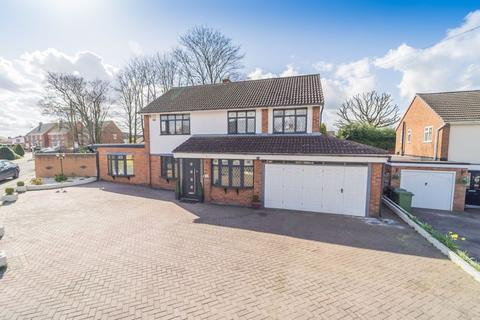 4 bedroom detached house for sale - The Holmes, Wolverhampton