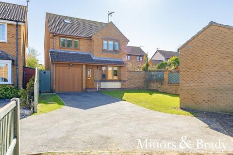 4 bedroom detached house for sale - Bloomfield Way, Carlton Colville