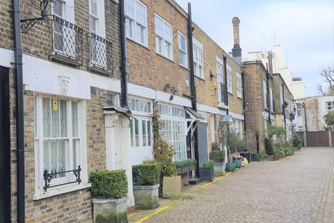 2 bedroom house to rent - Kynance Mews, London. SW7