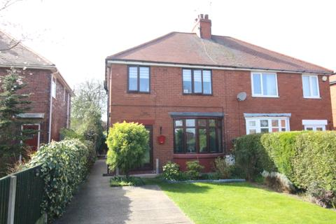 3 bedroom semi-detached house for sale - 4 Highfield Villas, Costhorpe