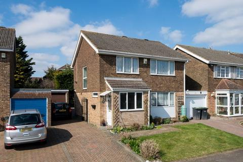 3 bedroom detached house for sale - Leyhill Drive, Luton