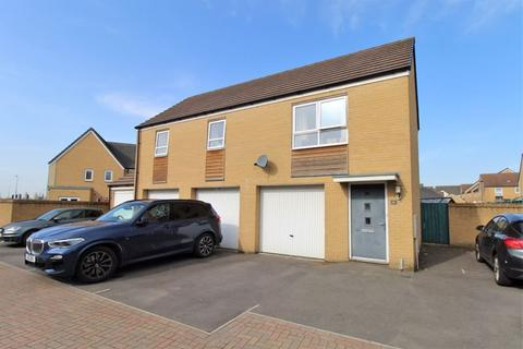 2 bedroom detached house for sale - Donns Close, Charlton Hayes, Bristol