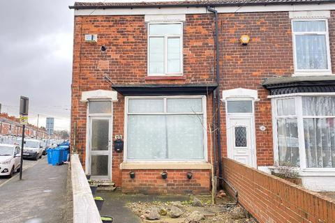 3 bedroom end of terrace house for sale - Clough Road, Kingston upon Hull, HU5 1QN