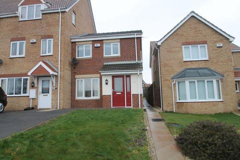 3 bedroom semi-detached house to rent - College Way, Nottingham
