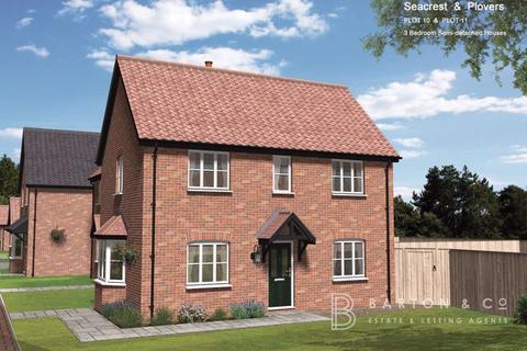 3 bedroom semi-detached house for sale - Plot 10, Little Snoring, Norfolk