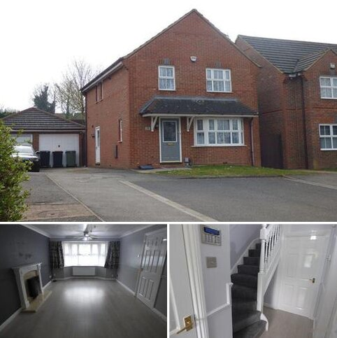 3 bedroom detached house to rent - Willoughby Close, Dunstable