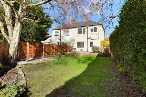 2 bedroom semi-detached house for sale - Russell Avenue, High Lane, Stockport, SK6