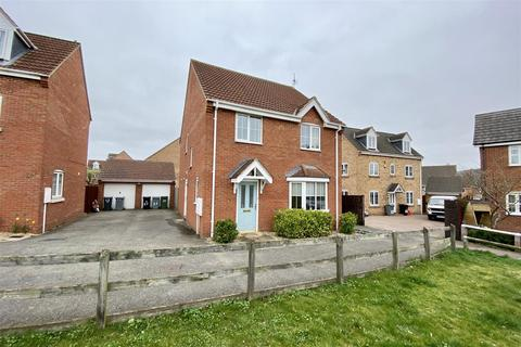 4 bedroom detached house for sale - Portmarnock Way, Grantham