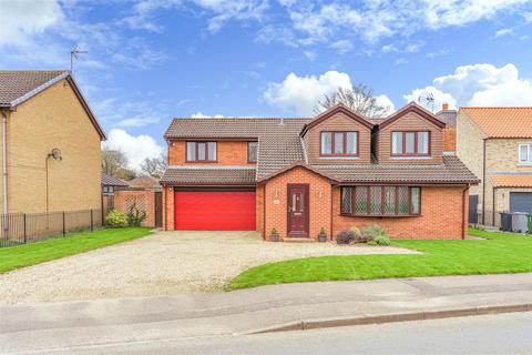 4 bedroom detached house for sale - Hazelwood Drive, Gonerby Hill Foot, Grantham