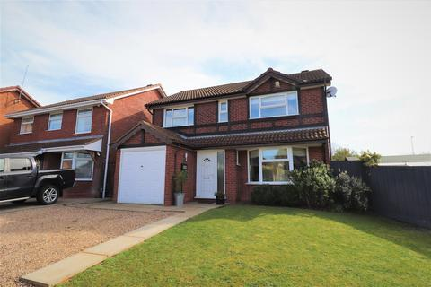 4 bedroom house for sale - Saffron Close, East Hunsbury, Northampton