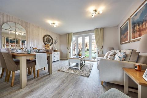 2 bedroom semi-detached house for sale - Plot 55 - The Ashenford at Mayfield Gardens, Cumberland Way, Monkerton EX1