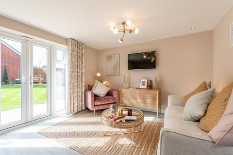 3 bedroom terraced house for sale - The Crofton G - Plot 32 at Kirby Meadows, Barry Close LE9