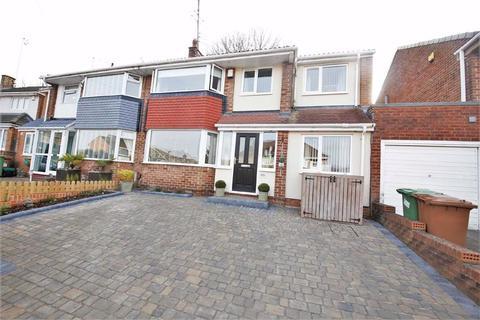4 bedroom semi-detached house for sale - Nursery Road, Elstob Farm, Sunderland, SR3