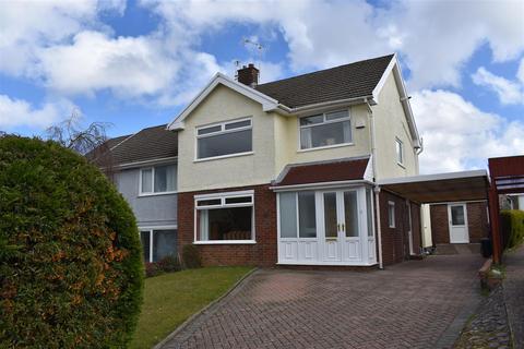 3 bedroom semi-detached house for sale - Gwerneinon Road, Derwen Fawr, Swansea