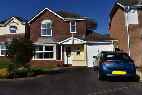 4 bedroom detached house for sale - Libby Way, Limeslade, Swansea