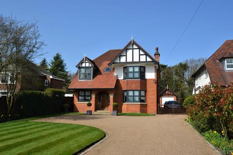 5 bedroom detached house for sale - Wilmslow Road, Woodford