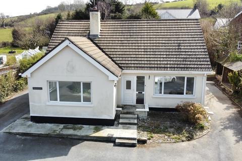 4 bedroom detached bungalow for sale - Lon Glanfred, Llandre, Bow Street