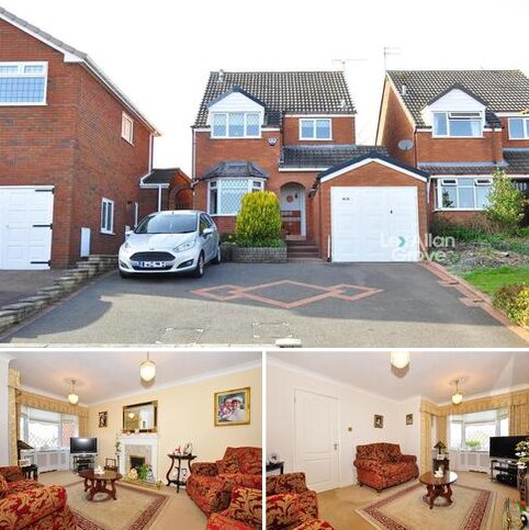 3 bedroom detached house for sale - 20 Quarry Lane, Halesowen