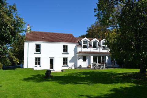 4 bedroom detached house for sale - Marsh Road, Wernffrwd, Llanmorlais, Swansea. SA4 3TP