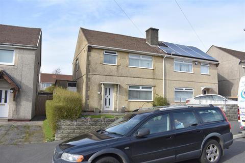 3 bedroom semi-detached house for sale - Prescelli Road, Penlan, Swansea