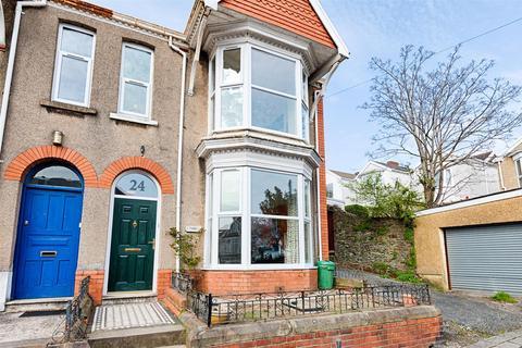 4 bedroom end of terrace house for sale - Beechwood Road, Uplands, Swansea