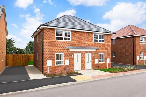 2 bedroom semi-detached house for sale - Plot 44, Kenley at Elwick Gardens, Riverston Close, Hartlepool, HARTLEPOOL TS26