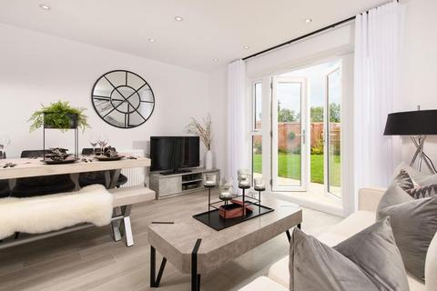 4 bedroom end of terrace house for sale - Plot 162, Haversham at Wigston Meadows, Newton Lane, Wigston, WIGSTON LE18