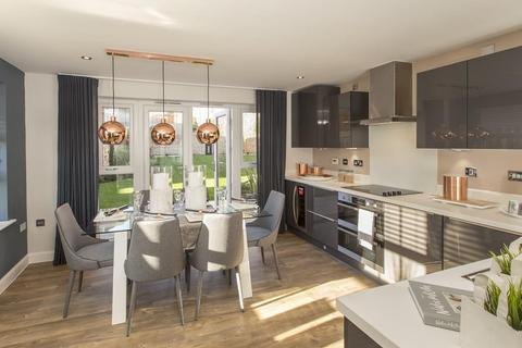 3 bedroom end of terrace house for sale - Plot 164, Brentford at Wigston Meadows, Newton Lane, Wigston, WIGSTON LE18