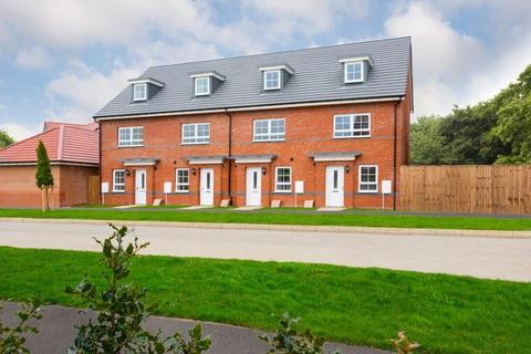 4 bedroom terraced house for sale - Plot 100, Kingsville at Queens Court, Voase Way (Access via Woodmansey Mile), Beverley, BEVERLEY HU17