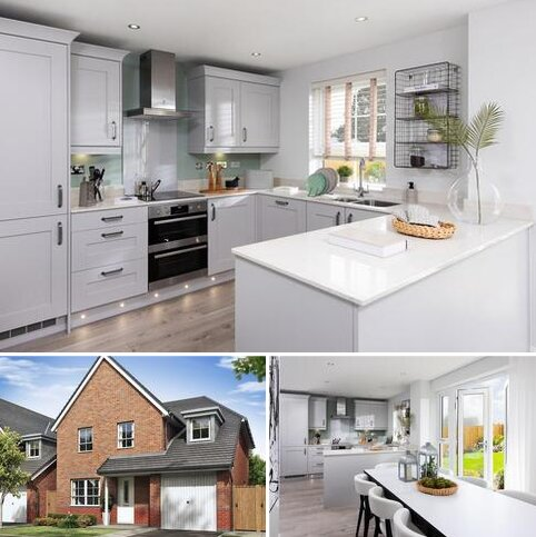 4 bedroom detached house for sale - Plot 103, Ascot at Queens Court, Voase Way (Access via Woodmansey Mile), Beverley, BEVERLEY HU17