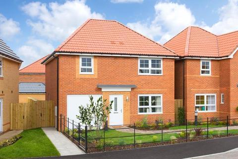 4 bedroom detached house for sale - Plot 124, Windermere at Queens Court, Voase Way (Access via Woodmansey Mile), Beverley, BEVERLEY HU17