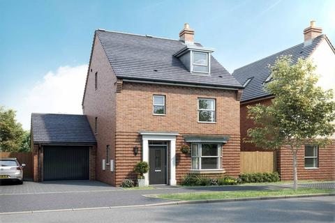 4 bedroom detached house for sale - Plot 46, Bayswater at Canal Quarter @ Kingsbrook, Burcott Lane, Aylesbury, AYLESBURY HP22
